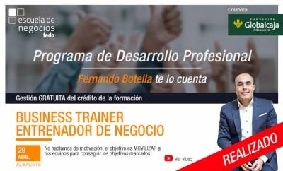 Business Trainer - Entrenador de Negocios