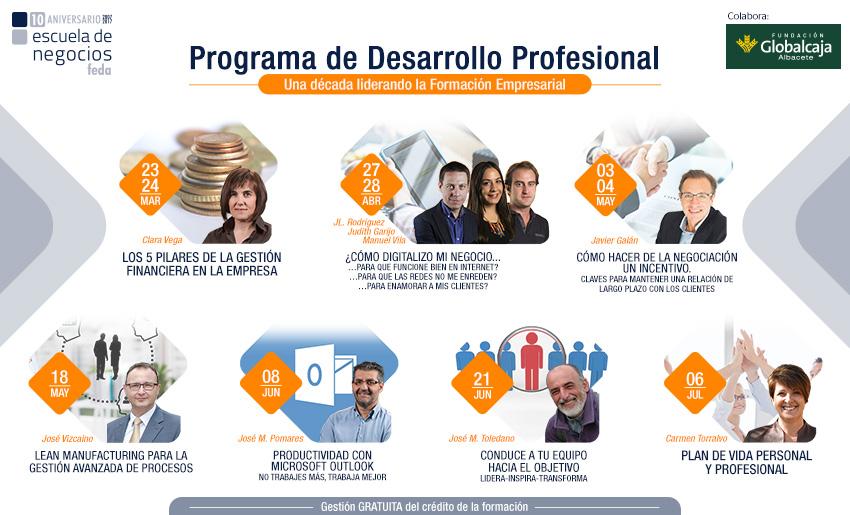 Programa de Desarrollo Profesional 2017