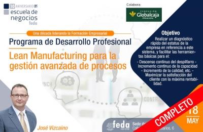Lean Manufacturing para la gestión avanzada de procesos