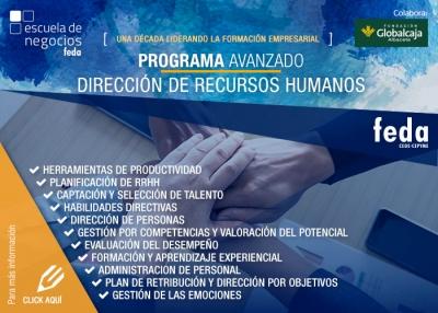 Programa avanzado de Dirección de Recursos Humanos
