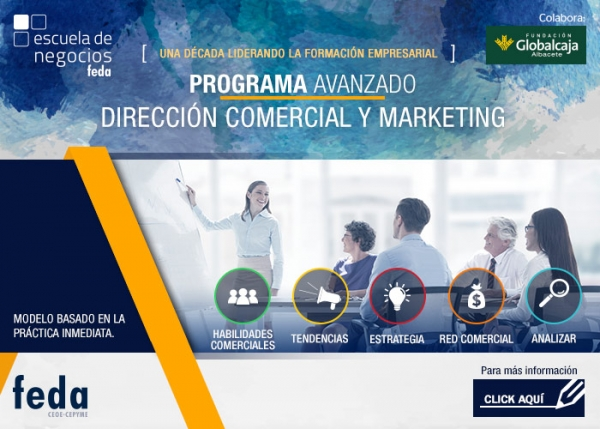Programa Avanzado de Dirección Comercial y Marketing 2018